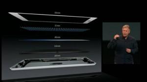 Näistä palasista iPad Air koostuu, Applen markkinointijohtaja Phil Schiller esitteli eilen