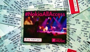Nokia Live Nation