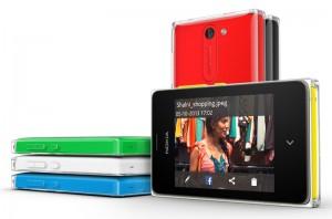Nokian Asha-uutuudet