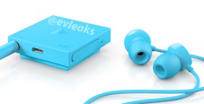Nokian Guru-koodinimellä aiemmin tunnettu BH-121-Bluetooth-kuulokesetti @evleaksin julkaisemassa vuotokuvassa