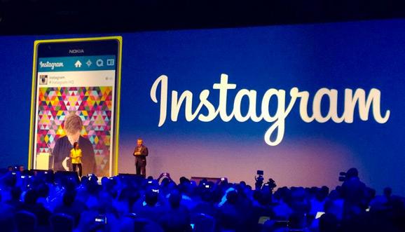 Stephen Elop pääsi aikanaan kertomaan Instagramin tulosta Windows Phonelle.