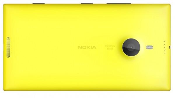 Nokia Lumia 1520 takaa