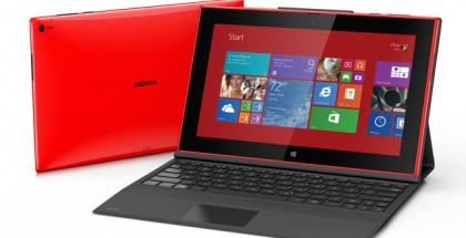 Nokia Lumia 2520 ja Power Keyboard