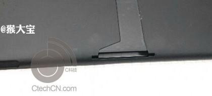 Nokia Lumia 2520:n seisontatuki CTechin vuotokuvassa