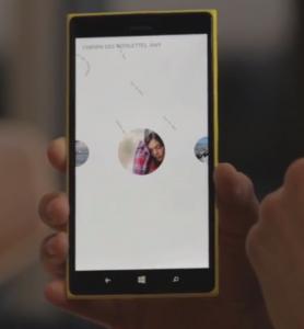 Nokia Storytellerin karttanäkymä