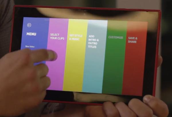 Nokia Video Director tarjoaa useita mahdollisuuksia videoiden käsittelyyn