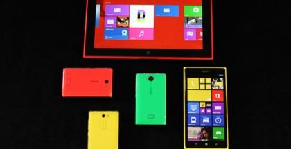 Nokian oman puhelinliiketoiminnan viimeisimpien joukkoon jääviä laitteita