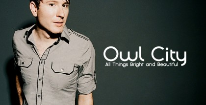 Owl Cityn Adam Young