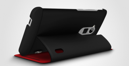 HTC One Max ja ''Power Flip Case''