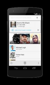 Android KitKat + Google+