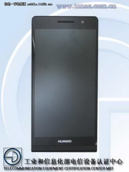 Huawei Ascend P6S:n vuotokuva