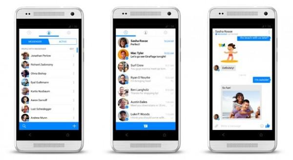 Facebook Messengerin uusi ilme