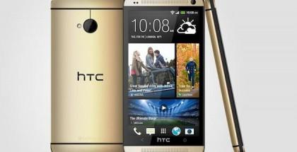 HTC One kultaisena värivaihtoehtona - HTC:llä puolestaan kultaiset ajat näyttäisivät olevan historiaa