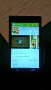 Google Play -kauppa Jollassa. jollafinin julkaisema kuva.