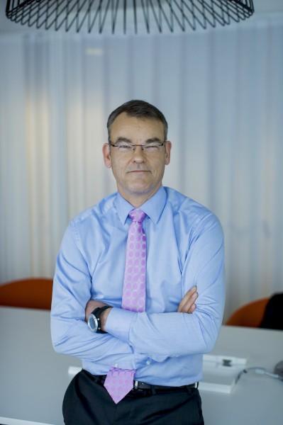DNA:n uusi toimitusjohtaja Jukka Leinonen