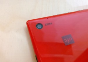Nokia Lumia 2520:n 6,7 megapikselin kamera ZEISSin optiikalla