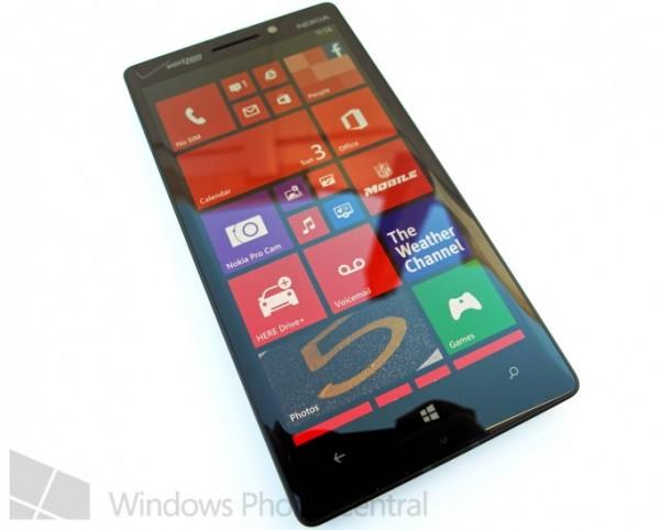Lumia 929 Windows Phone Centralin kuvassa