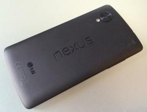 Nykyinen Nexus 5