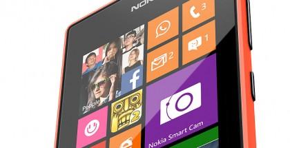 Nykyinen Lumia 525
