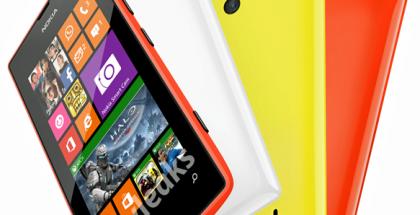 Nokia Lumia 525 @evleaksin julkaisemassa kuvassa