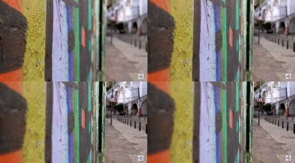 Esimerkki Nokia Refocuksen tuloksista - tarkentaa voi jälkikäteen eri kohtiin kuvaa
