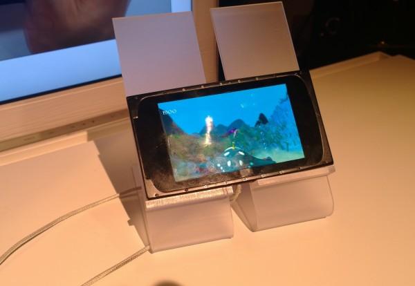 Slushissa esitelty Nokian väänneltävä konseptilaite