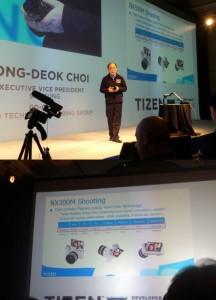 Samsung Tizen NX-300M