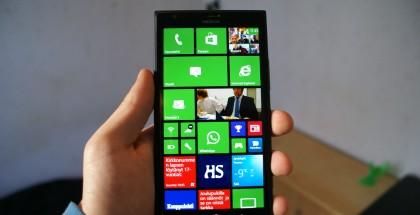 Nokia Lumia 1520 -älypuhelin