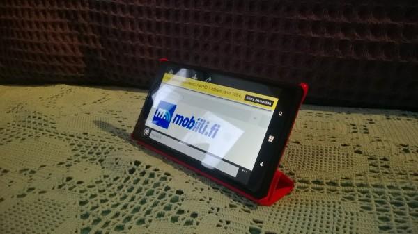 Esimerkkikuva otettu automaattiasetuksilla Nokia Lumia 2520:lla