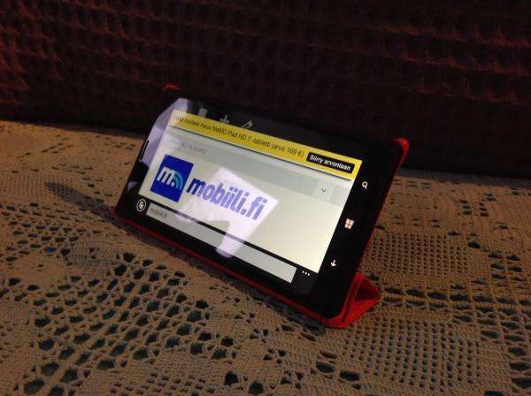 Esimerkkikuva otettu automaattiasetuksilla neljännen sukupolven iPadilla
