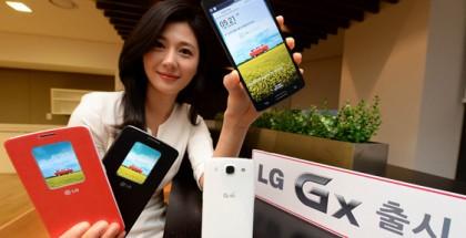 LG Gx esittelyssä Koreassa