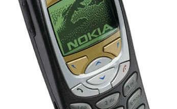 Nokia 6310