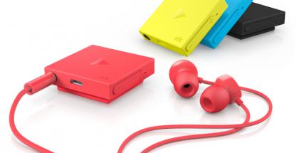 Nokia BH-121 eri värivaihtoehtoina