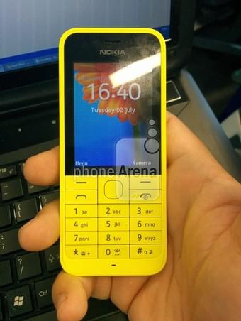 """""""Nokia R"""" PhoneArenan julkaisemassa nimettömän lähteen kuvassa"""