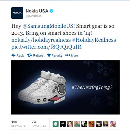 nokia_smart_shoes_tweet