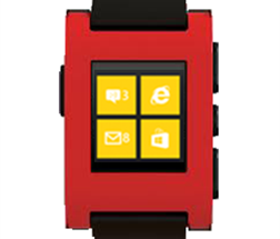 Pebble Watch Windows Phonelle