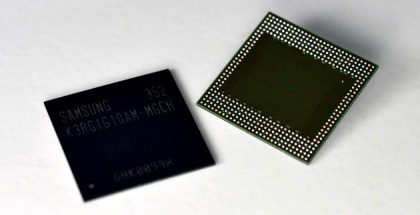 Samsung esitteli uuden LPDDR4-muistipiirin