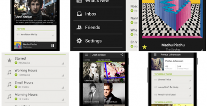 Spotify Androidille
