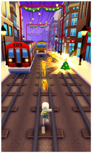 Subway Surfers tuli Windows Phonelle