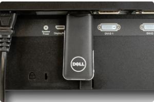 Tikku liitetään näytön HDMI-liitäntään