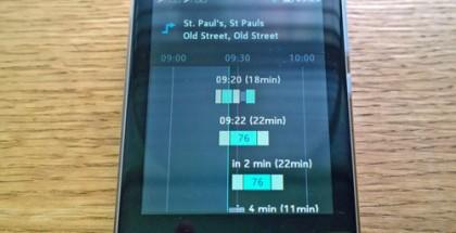 HERE Transit tuli myös uusille Nokian Asha-puhelimille