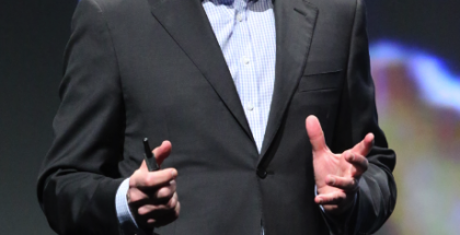 Nyr Lenovo-pomo, entinen Huawei-pomo, entinen Nokian myyntijohtaja Colin Giles