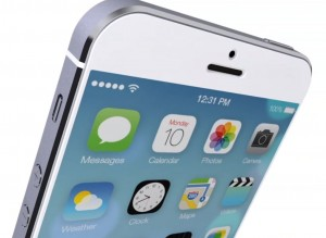 Konseptikuva suurempinäyttöisemmästä iPhonesta