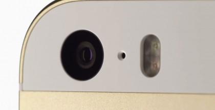iPhone 5s:n kameraa suojaa jo safiiri - pian myös iPhonea laajemminkin?