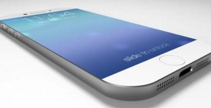 iPhone-konseptikuva. Ei esitä oikeaa iPhonea.