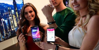 LG:n Lifeband Touch -rannekkeita esiteltiin CESissä