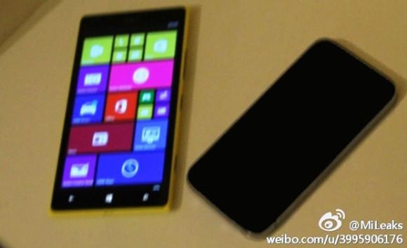 Applen iPhone ja Nokia Lumia 1520 Viisi?
