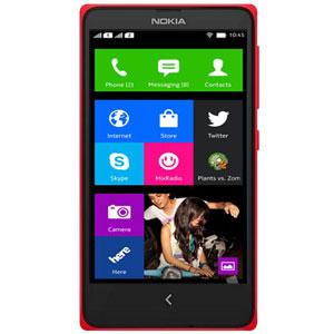 RM-980 / Normandy eli Nokia X aiemmin vuotaneessa kuvassa