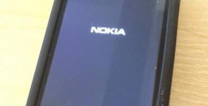 Nokia Normandyn prototyyppi @seamissun julkaisemassa kuvassa