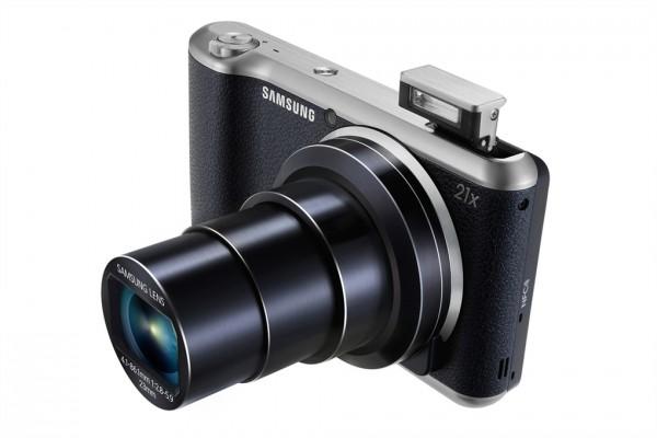 Samsung Galaxy Camera 2 mustana värivaihtoehtona
